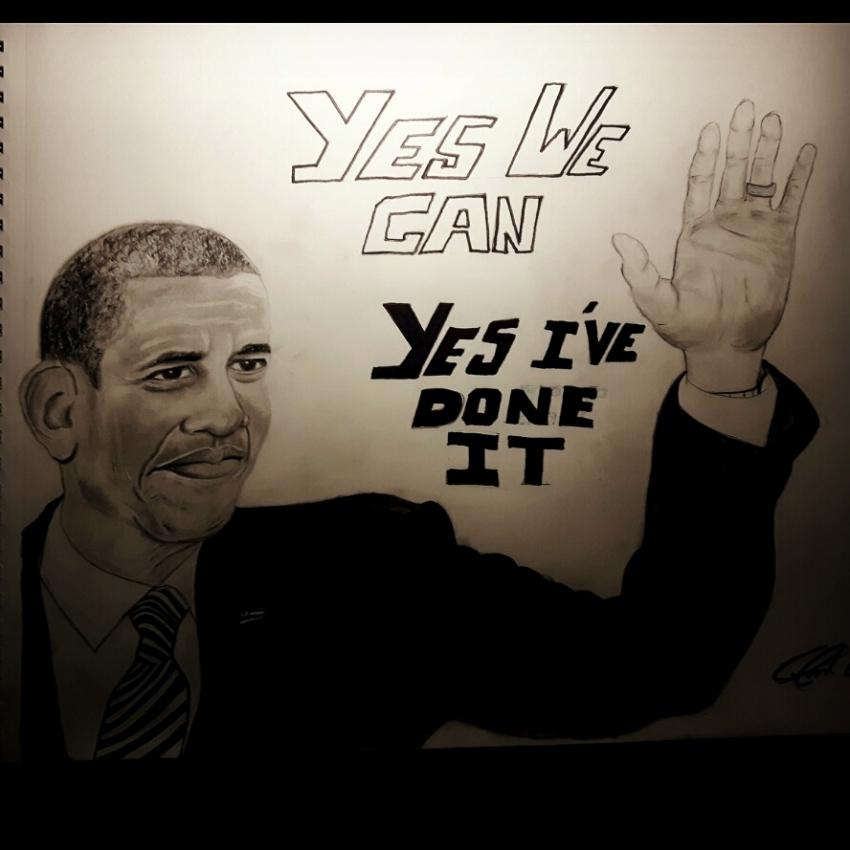 Barack Obama by toni22